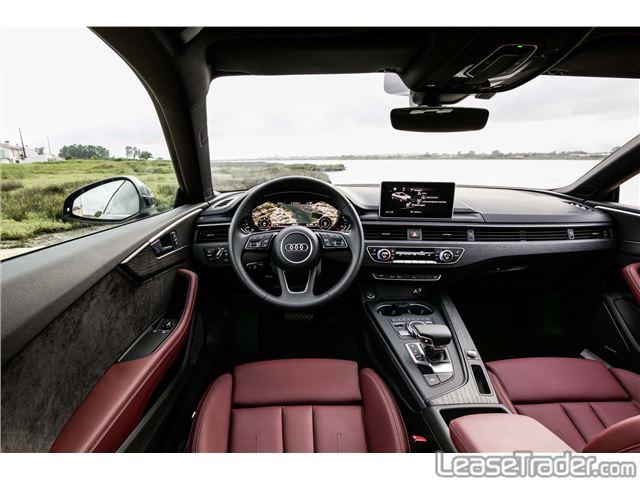 2018 Audi A5 Premium Dashboard