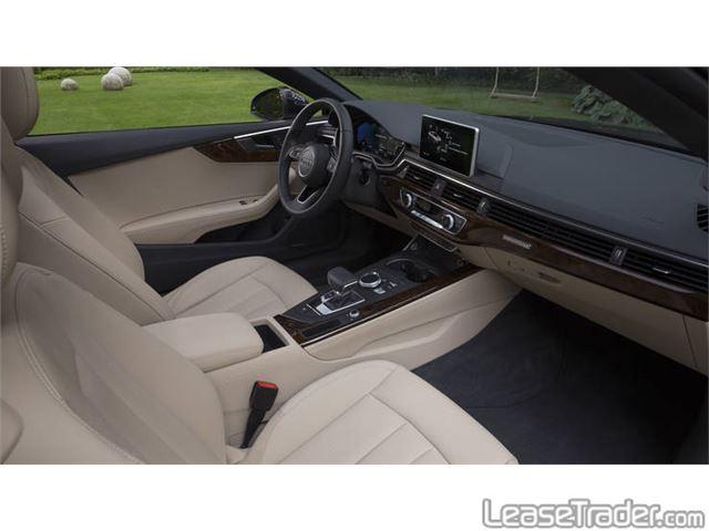 2018 Audi A5 Premium Interior