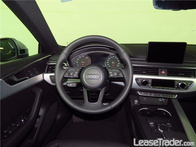 2018 Audi A5 Sportback Premium Dashboard