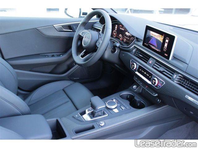 2018 Audi A5 Sportback Premium Interior