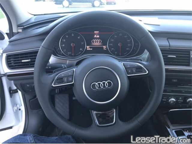 2018 Audi A6 Premium 2.0 TFSI Sedan Dashboard
