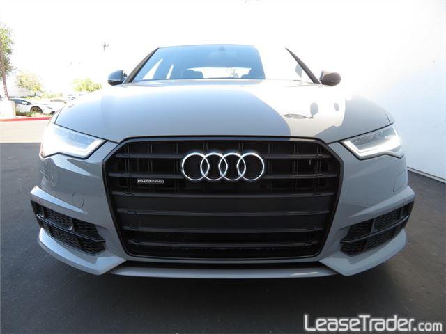 2018 Audi A6 Premium 2.0 TFSI Sedan Front