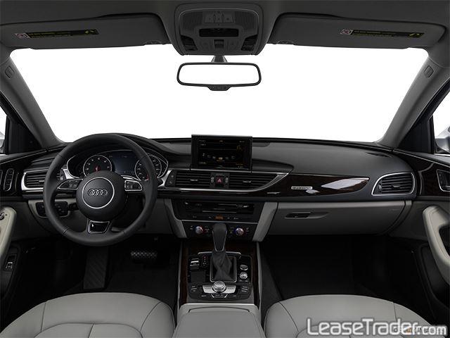 2018 Audi A6 Premium 2.0 TFSI Sedan Interior