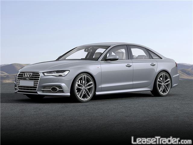 2018 Audi A6 Premium 2.0 TFSI Sedan Side
