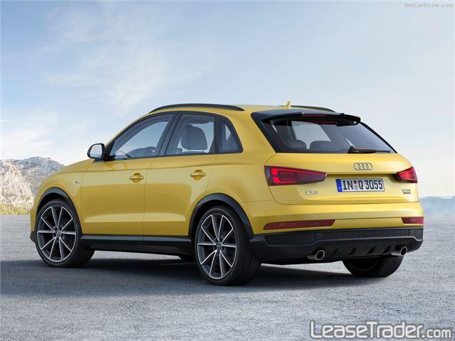 2018 Audi Q3 Premium Rear
