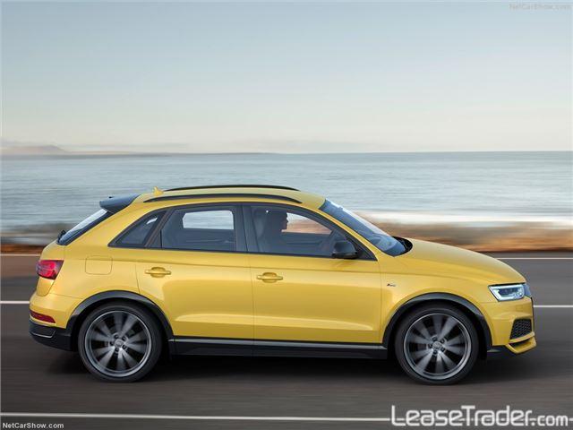 2018 Audi Q3 Premium Side