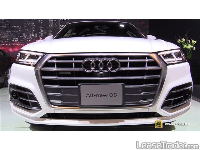 2018 Audi Q5 Premium 2.0 TFSI  Front