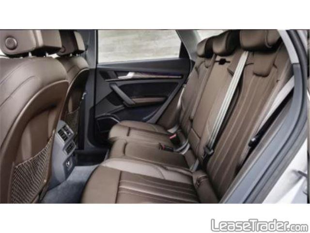 2018 Audi Q5 Premium 2.0 TFSI  Interior