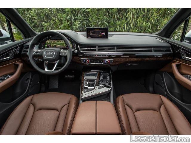 2018 Audi Q7 2.0 TFSI Premium  Dashboard