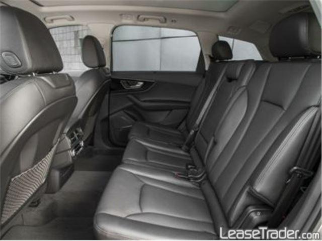 2018 Audi Q7 2.0 TFSI Premium  Interior
