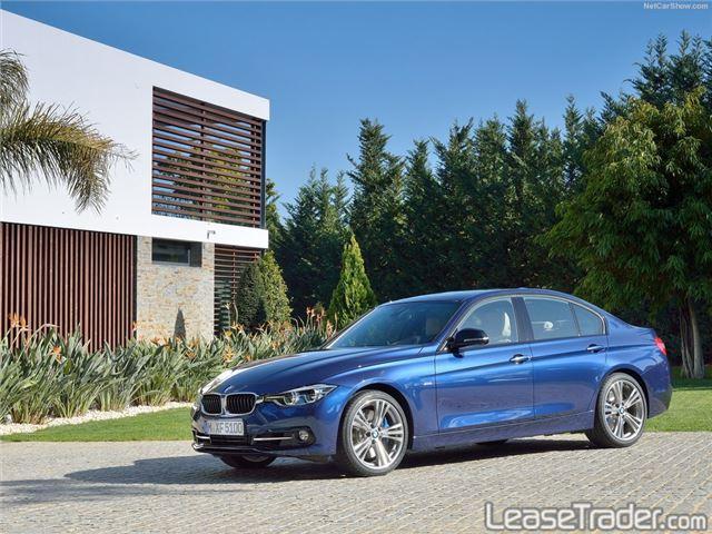 2018 BMW 320i xDrive Sedan Side