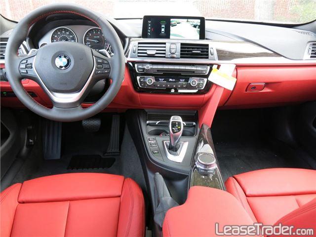 2018 BMW 430i Coupe Dashboard