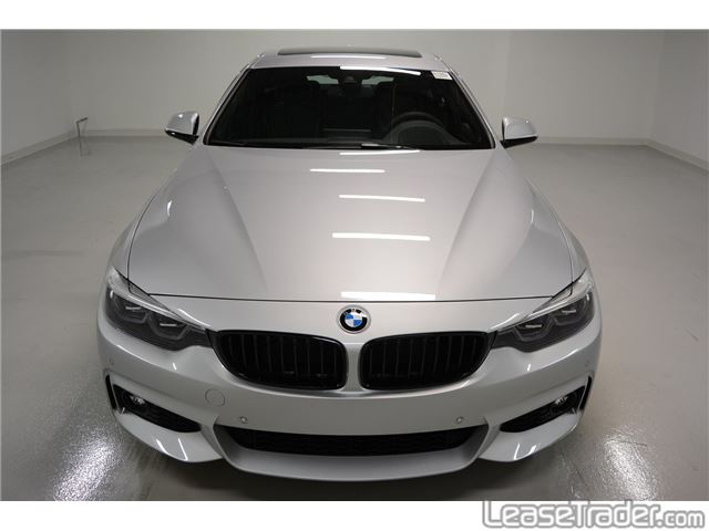 2018 BMW 430i Coupe Front