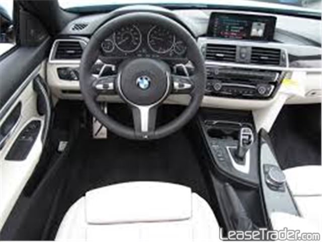 2018 BMW 430i Coupe Interior