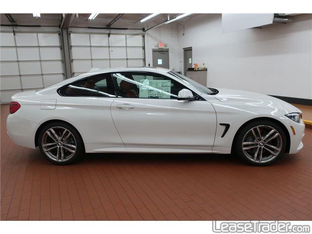 2018 BMW 430i Coupe Side