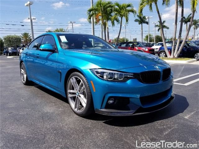 2018 BMW 430i Gran Coupe Front