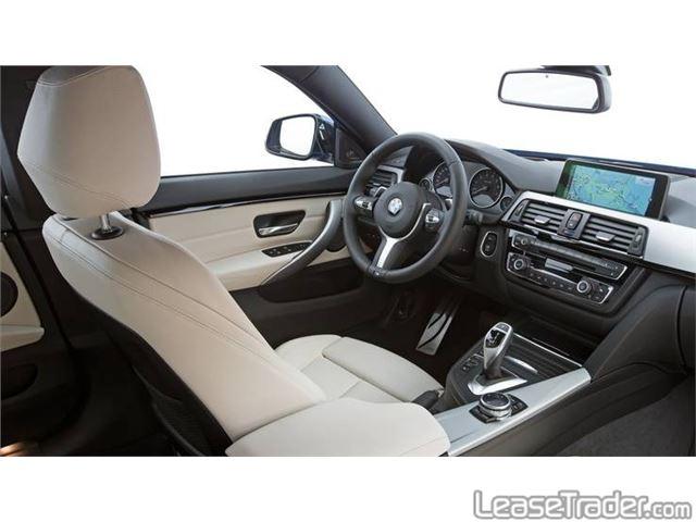 2018 BMW 430i Gran Coupe Interior