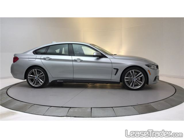 2018 BMW 430i Gran Coupe Side