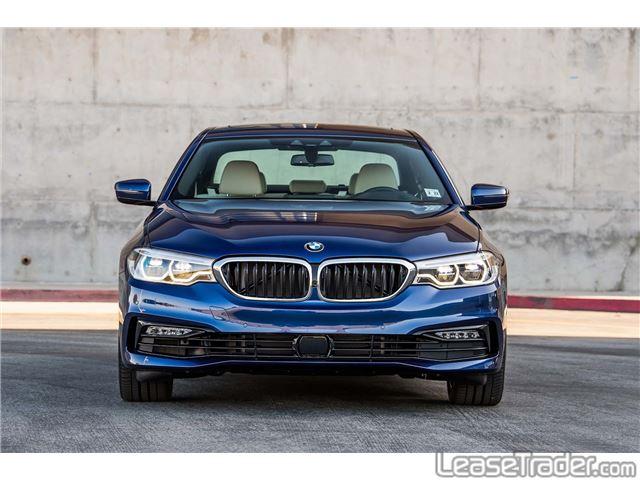 2018 BMW 530i Front