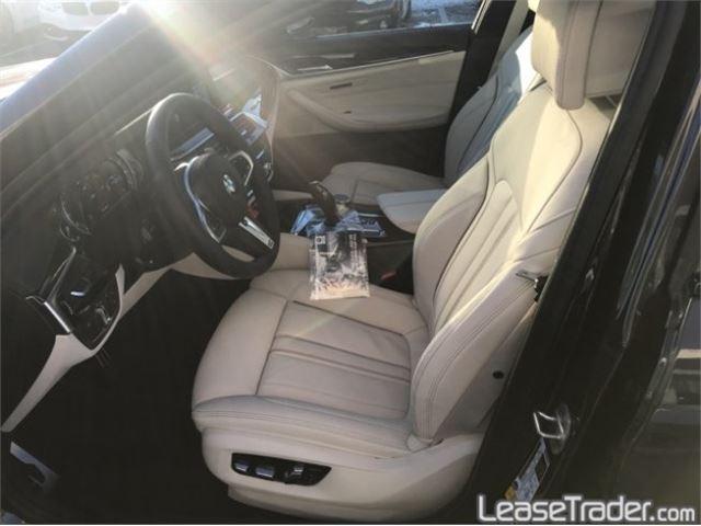 2018 BMW 530i xDrive Sedan Interior