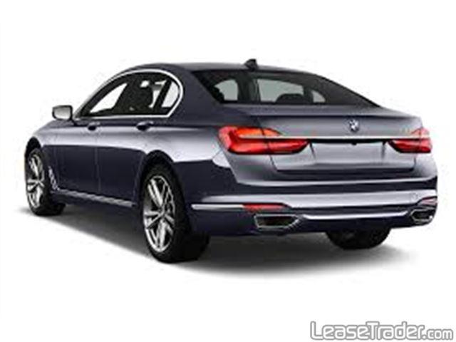 2018 BMW 740i xDrive