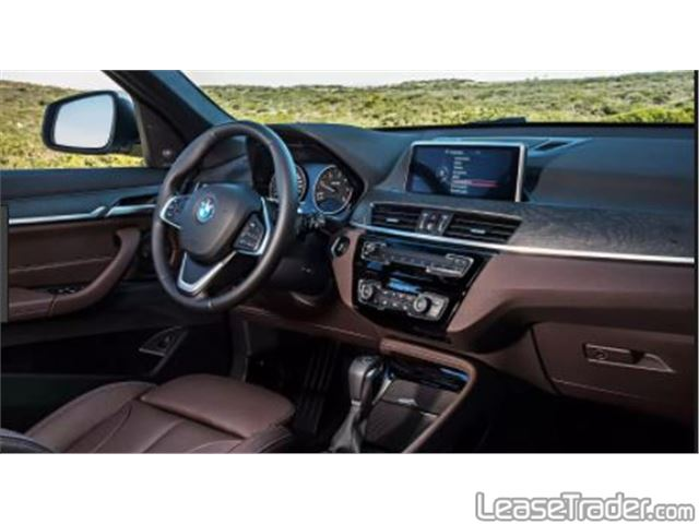 2018 BMW X1 sDrive28i Dashboard
