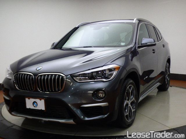 2018 BMW X1 sDrive28i Front