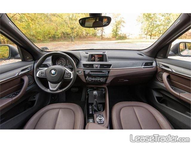 2018 BMW X1 sDrive28i Interior