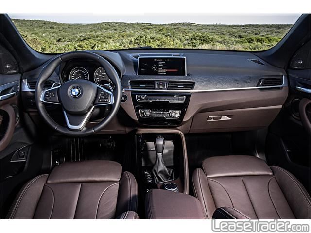 2018 BMW X1 sDrive28i Interior