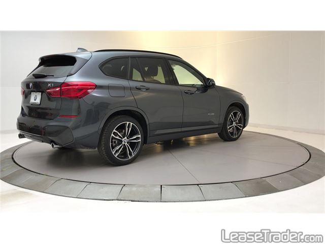 2018 BMW X1 sDrive28i Rear
