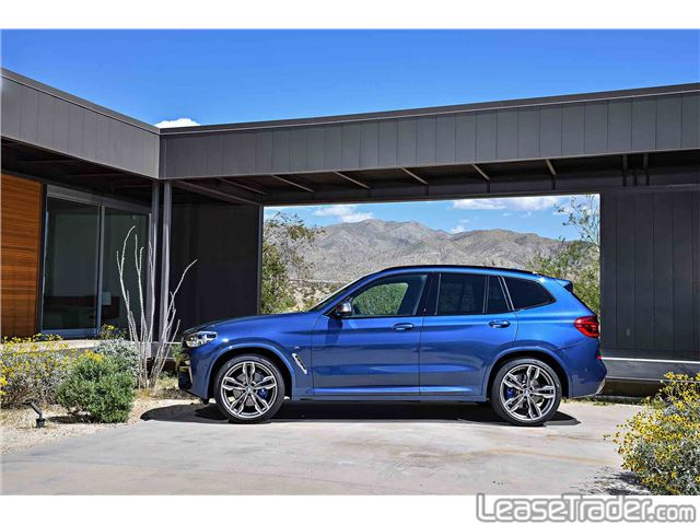2018 BMW X3 xDrive30i Front