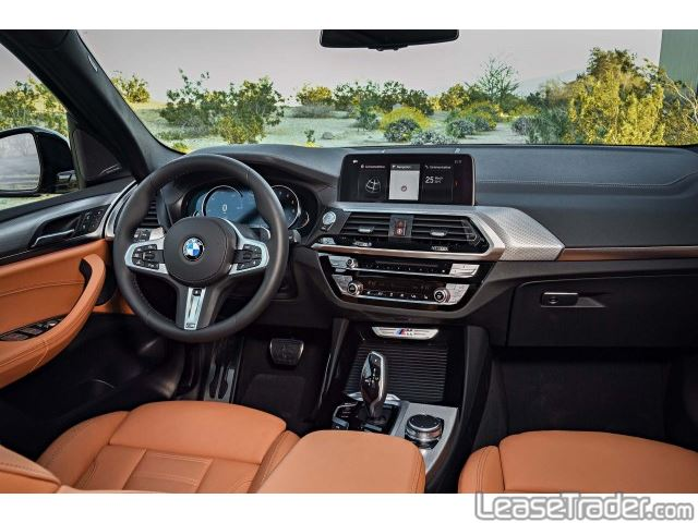 2018 BMW X3 xDrive30i Interior