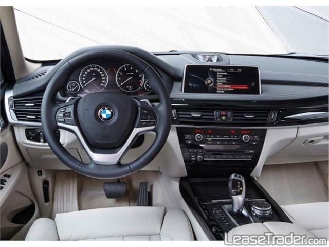 2018 BMW X5 sDrive35i  Dashboard