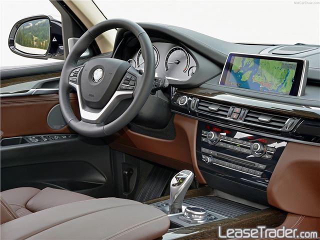2018 BMW X5 xDrive35i  Dashboard