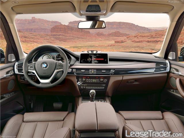 2018 BMW X5 xDrive35i  Interior