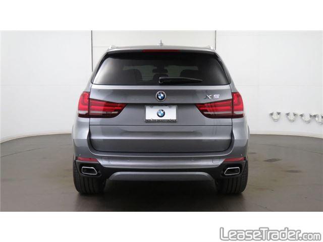 2018 BMW X5 xDrive35i  Rear