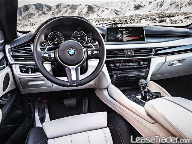2018 BMW X6 xDrive35i Dashboard