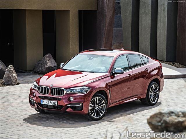 2018 BMW X6 xDrive35i Side
