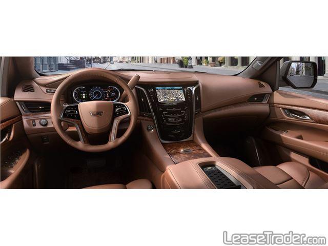 2018 Cadillac Escalade SUV Dashboard