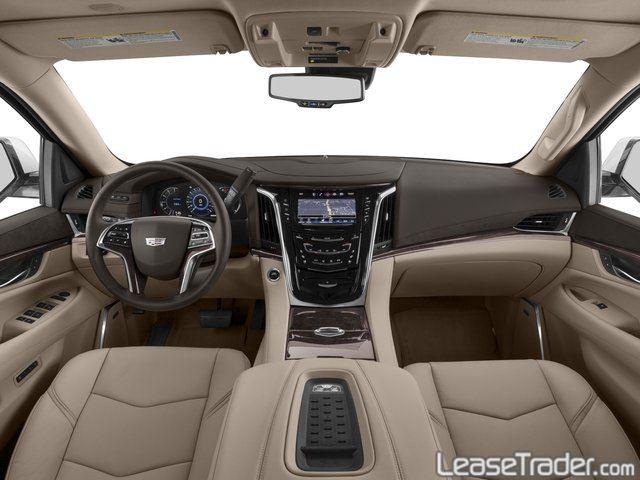 2018 Cadillac Escalade SUV Interior