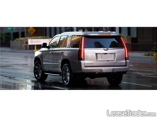 2018 Cadillac Escalade SUV Rear