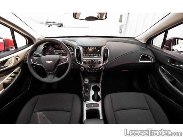 2018 Chevrolet Cruze LS Interior