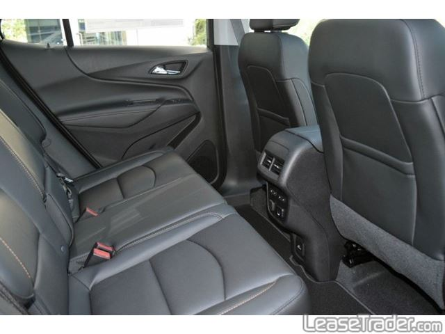 2018 Chevrolet Equinox LT Interior