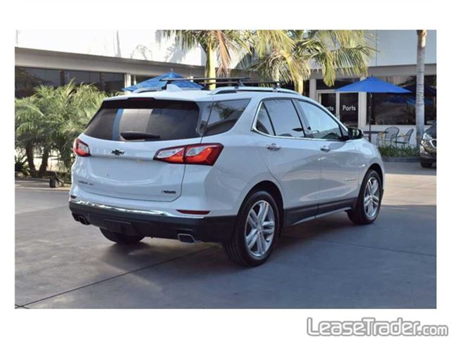 2018 Chevrolet Equinox LT Rear