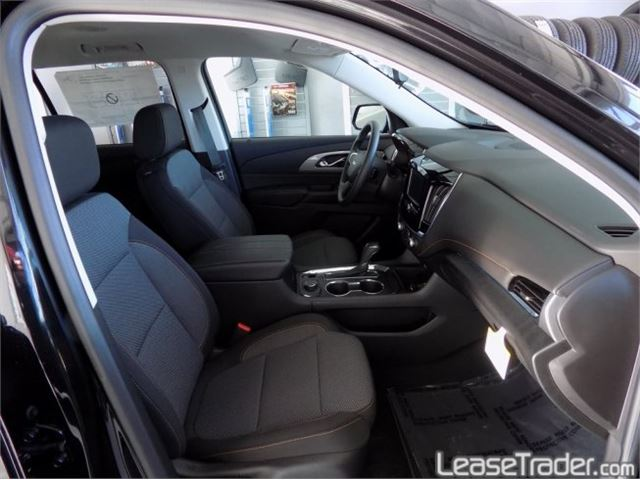 2018 Chevrolet Traverse LS Interior