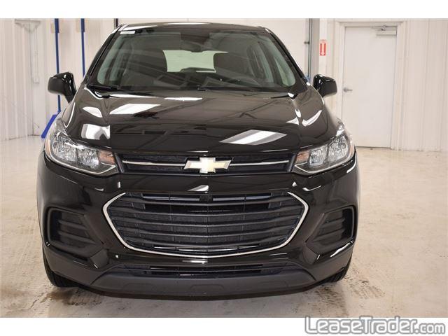 2018 Chevrolet Trax LS Front