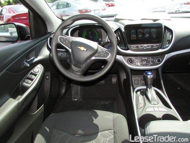 2018 Chevrolet Volt Sedan Dashboard