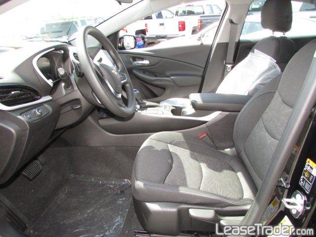 2018 Chevrolet Volt Sedan Interior