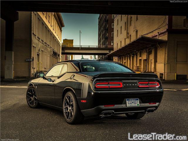 2018 Dodge Challenger SXT Rear