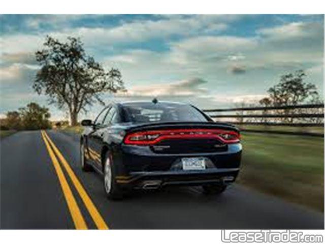 2018 Dodge Charger SXT Sedan Rear